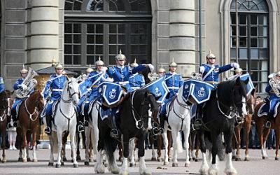 Hästar sökes till beridna högvakten