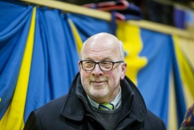 Olsson ersätter Olsson vid årets bruksprov