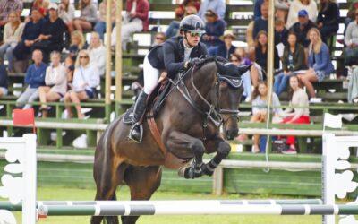 Uttagna SWB-hästar till unghäst-VM i hoppning
