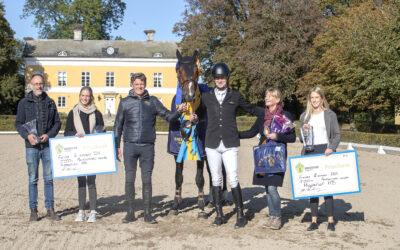 Swedish Warmblood Trophy!