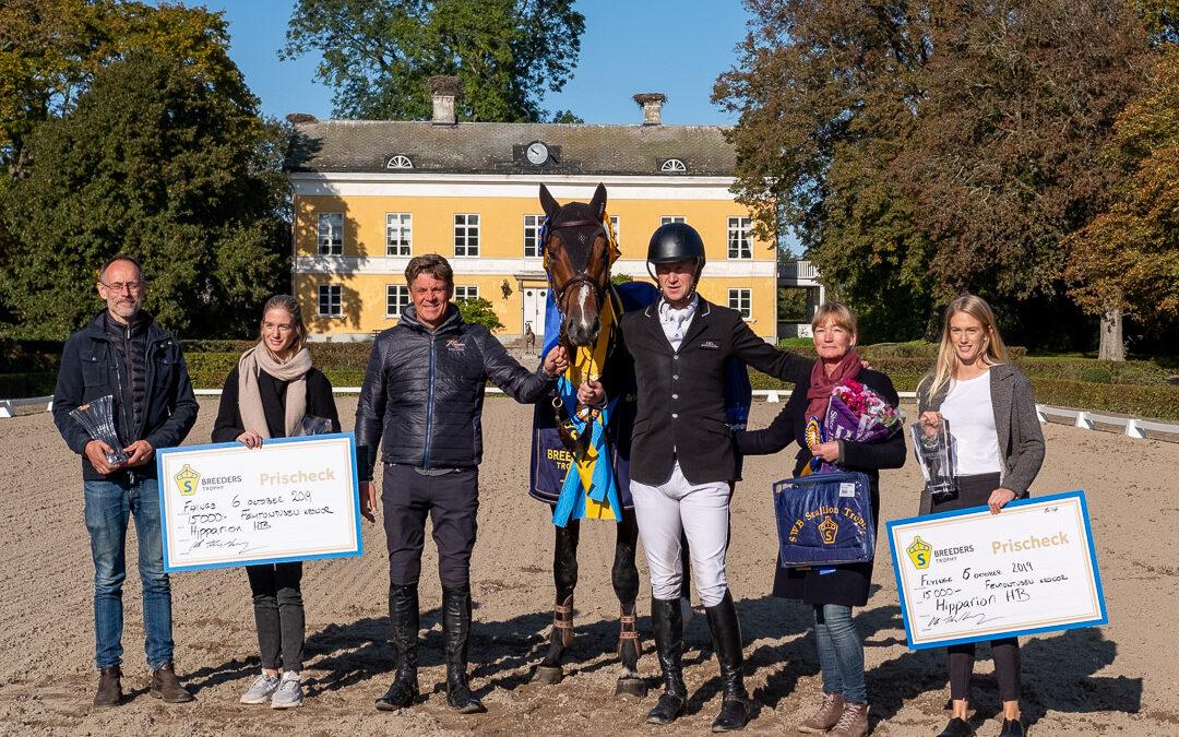 SWB Equestrian Weeks i anpassad kostym